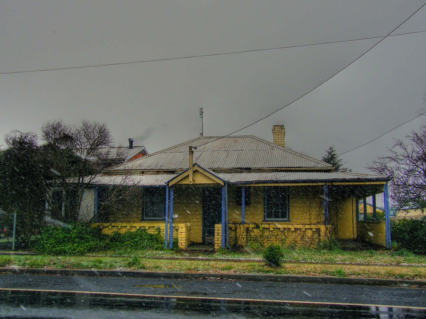 A snowy day in Oberon 004