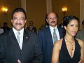 Consul Ralph Latortue and daughter, Irving Fourcand , Director of Protocol and International Affairs @ MIA.