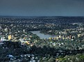 Mt Coot-tha lookout 010 View over Brisbane
