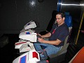Steve and I went to a Dave & Busters Place (everyone else was watching the Superbowl)