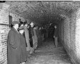 Bomb shelters under the Willow Run plant    3/4/1943