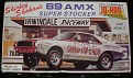 AMC 1969 AMX Super Stocker Shirley Shahans