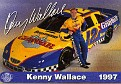 Action 1997 Kenny Wallace Busch