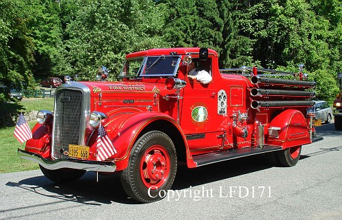 Engine 148 - RETIRED