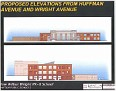 PROPOSED SCHOOL AT WILBUR WRIGHT SITE