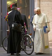 Hi Pope, how about a little bike ride? :o)