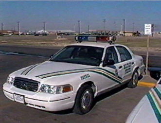 US - US Army Military Police, Ft. Bliss