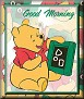 Pooh ClippoohTagGood Morning
