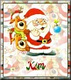 Santa with friendsTaKim