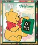 Pooh ClippoohTagWelcome