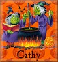 2 Green WitchCathy