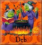 2 Green WitchDeb