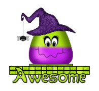 Awesome - CandyCornWitch