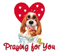 Praying for You - ValentinePup2016
