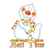 Bed Time - CandyCornGhost