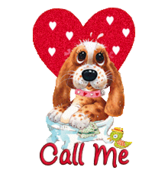 Call Me - ValentinePup2016