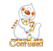 Confused - CandyCornGhost