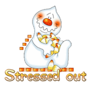 Stressed out - CandyCornGhost
