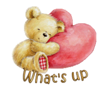 What's up - ValentineBear2016