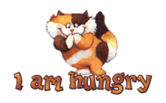 I am hungry - GigglingKitten