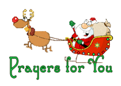 Prayers for You - SantaSleigh