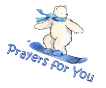 Prayers for You - SnowboardingPolarBear