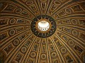 St. Peter's Basilica Dome by Michelangelo