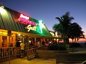Frenchy's Restaurant known for stone crabs, 5 blocks from sailboat