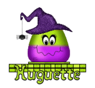 Huguette - CandyCornWitch