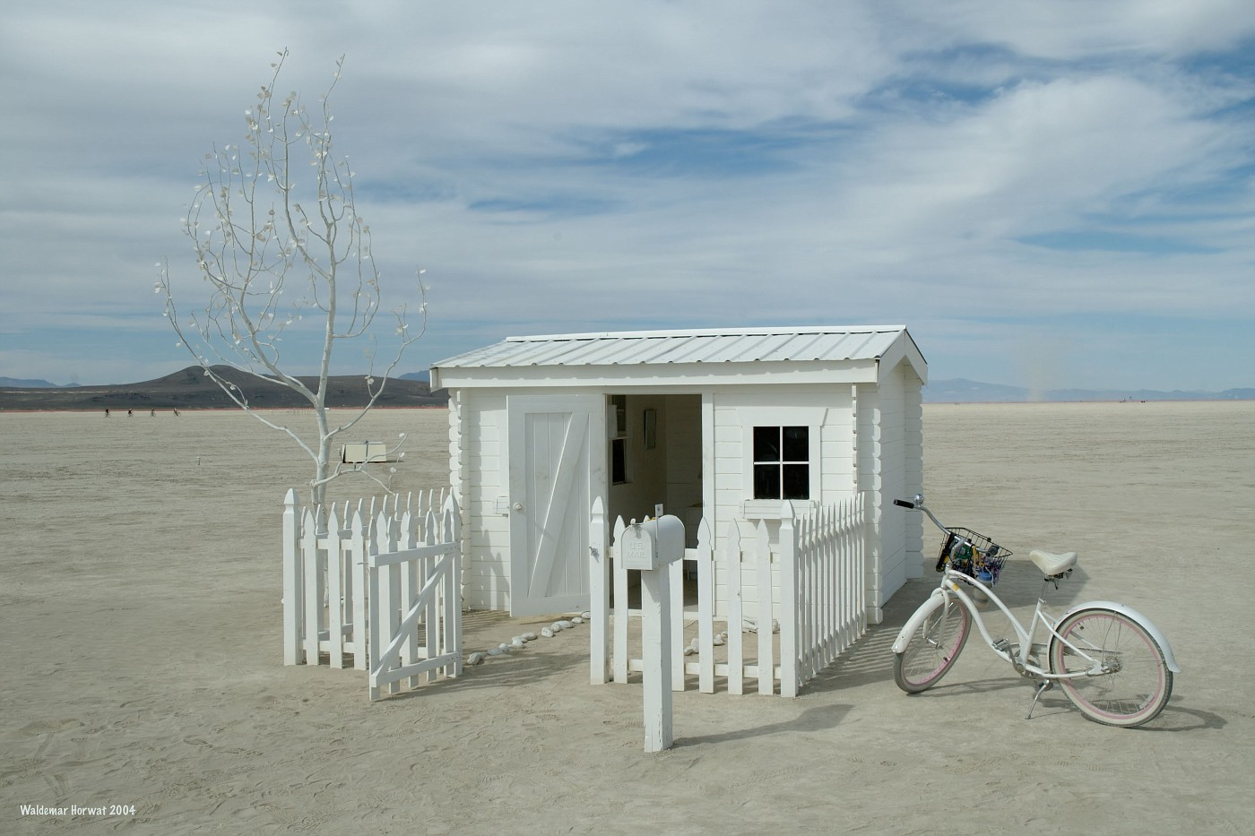 Little House on the Playa