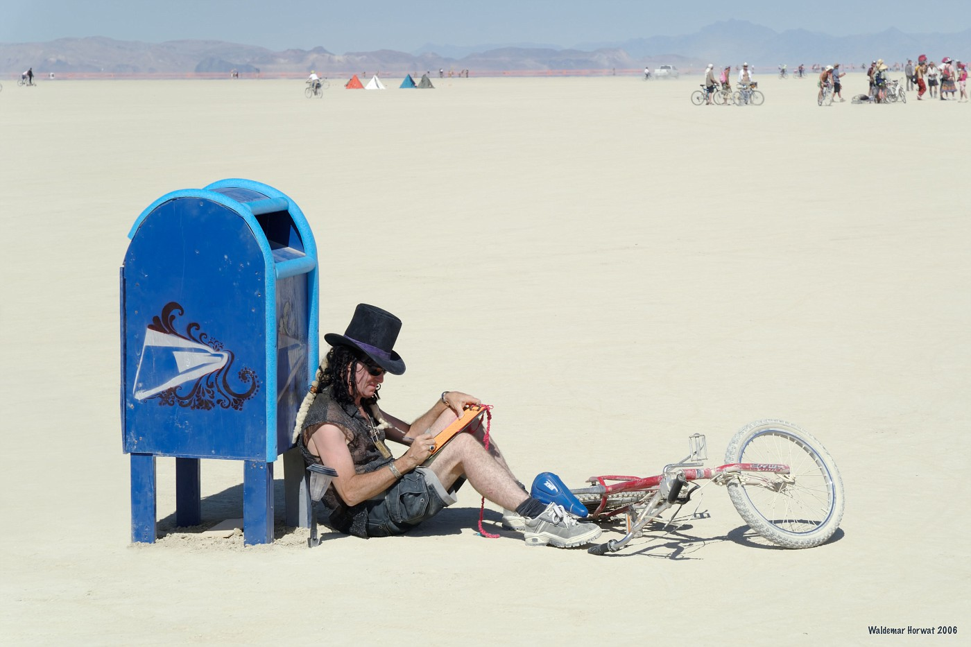 Letters from the Playa