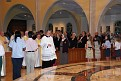 Bishops and Archbishops at the beginning of the Ceremony.