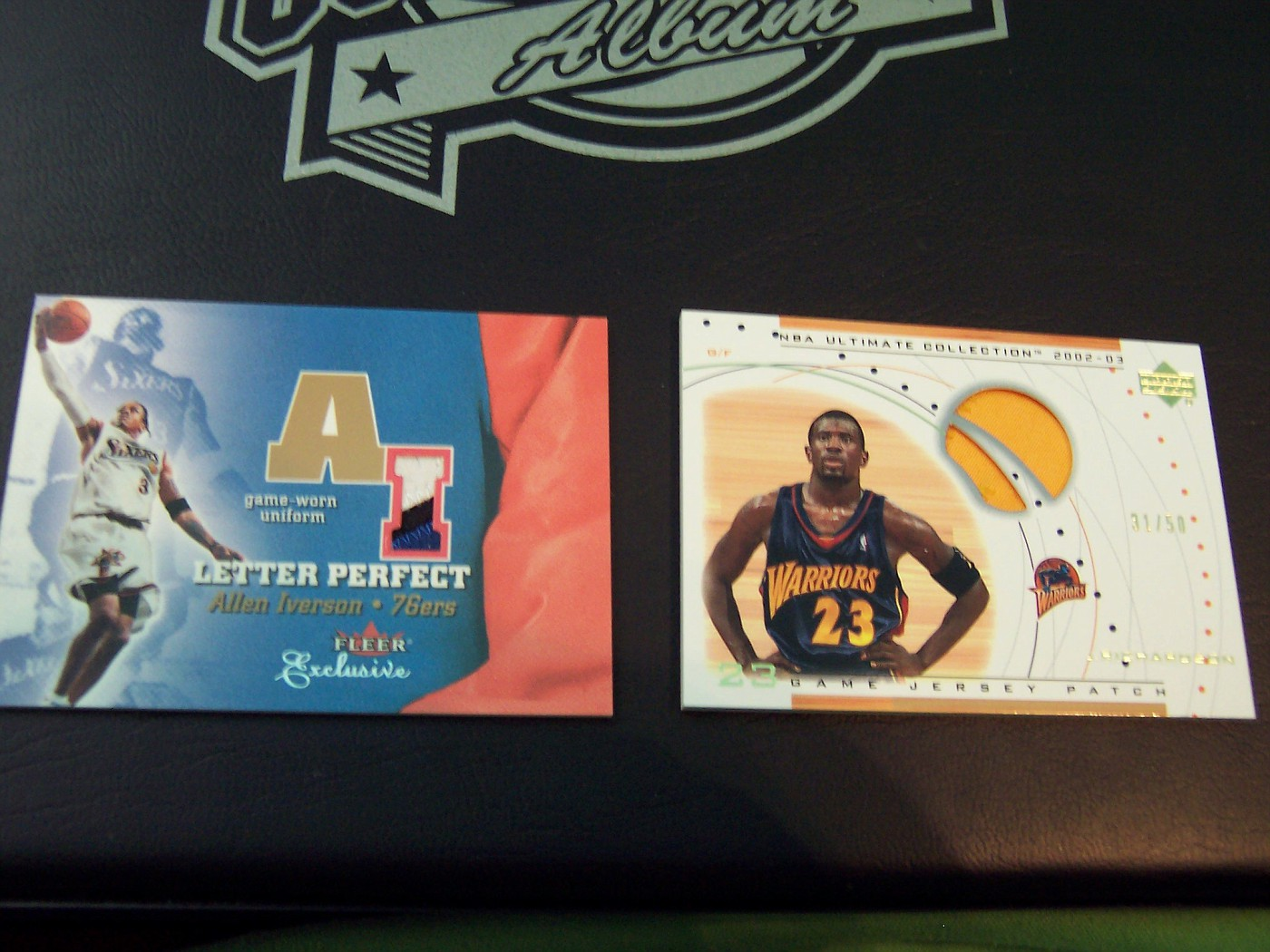 Iverson and Richardson patches