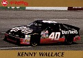 1993 AC Racing Kenny Wallace