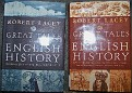 Great Tales from English History Vol  I & II