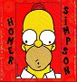 2002 Topps Simpsons Homer Puzzle