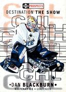 2000-01 CHL Prospects Destination the Show #D02 (1)