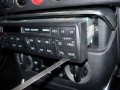 Pull out radio