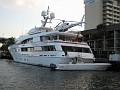 A typical yacht that you see on the water taxi ride!!!  And you see hundreds!!!