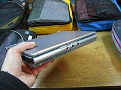 Fujitsu Laptop / not as thin as the new Mac-air but it works for me!!!