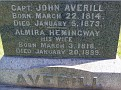 BRANFORD - BRANFORD CENTER CEMETERY - AVERILL - 03.jpg