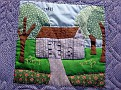 HARWINTON - HARWINTON LIBRARY - 250th ANNIVERSARY QUILT 07