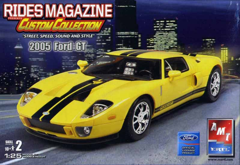 Photo  Ford Gt Box Amt  Ford Gt Rides Magazine Album Drastic Plastics Model Car Club Fotki Com Photo And Video Sharing Made Easy
