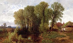 Summer Day by the River [undated]