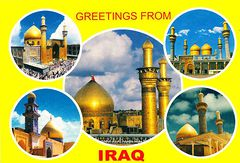 Iraq - MOSQUES NS