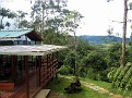 San Isidro Lodge in the cloud forest