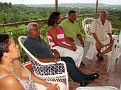 Guests from Haiti