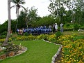Botanical garden in Les Cayes.