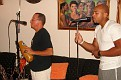 Jamming in a duet.