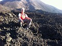 "Saturday January 28, 2012.  An amazing (an exhausting day trekking up ""Volcan de Pacaya"" an active Volcano..."